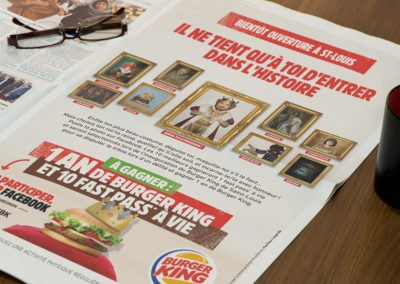 Be The King – Burger King